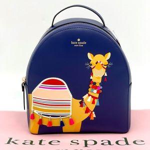 Kate Spade Camel Sammi Backpack